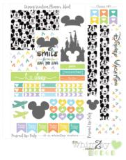Freebie- Disney Vacation ohsowhimzey