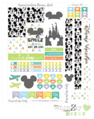 Freebie- Disney Vacation ohsowhimzey