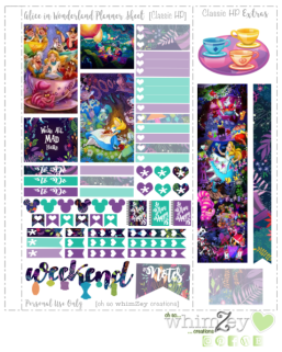 Freebie- Alice in Wonderland ohsowhimzey